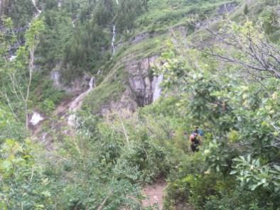 Stewart trail hike