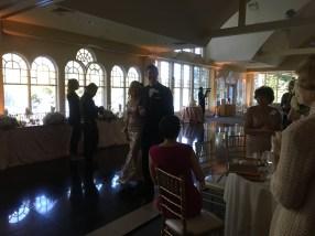 Parents at Reception