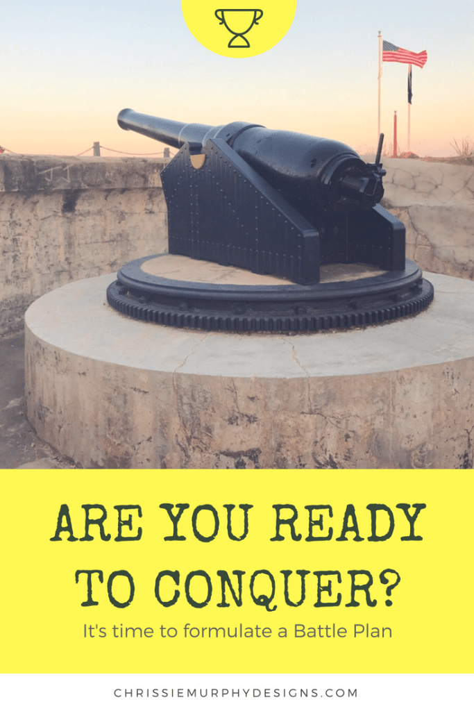 Conqueror's Mindset - Are you ready to conquer?