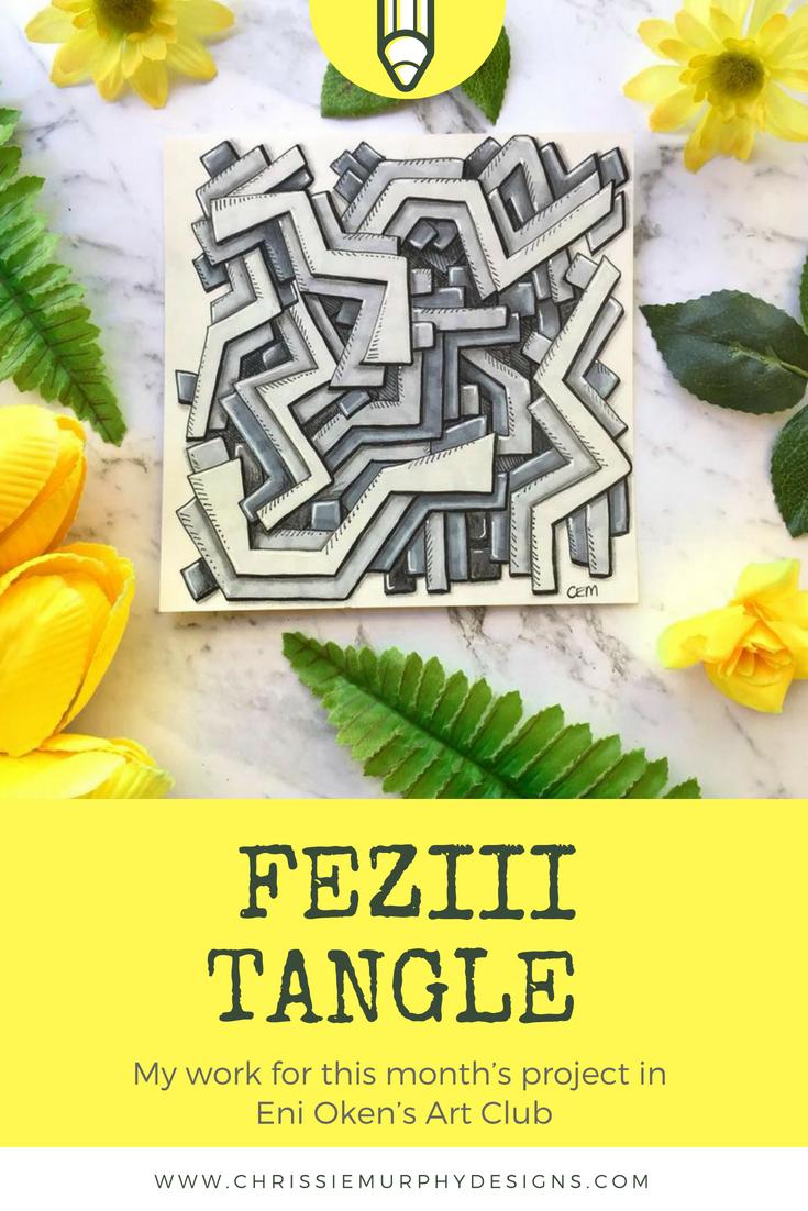 A Study of the Feziii Tangle