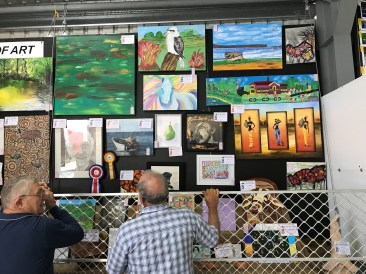 Works of Art - Tully Show 2018