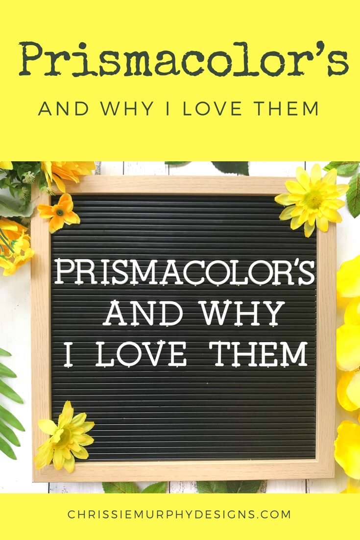 Prismacolor's - And why I love them