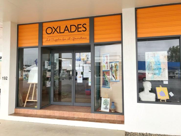 Oxslades Cairns