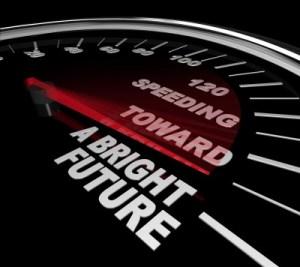 Speeding Toward a Bright Future