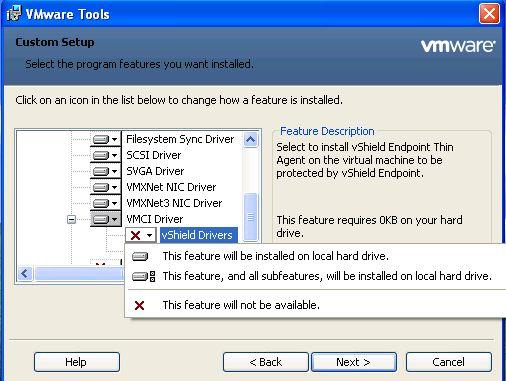 INCORRECT VSHIELD DEVICE WINDOWS XP DRIVER DOWNLOAD