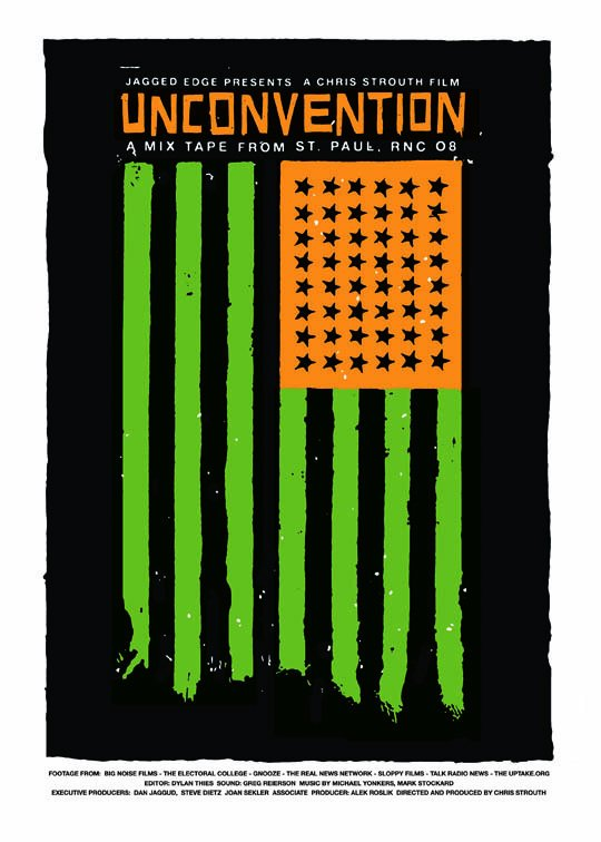 Unconvention Film Poster