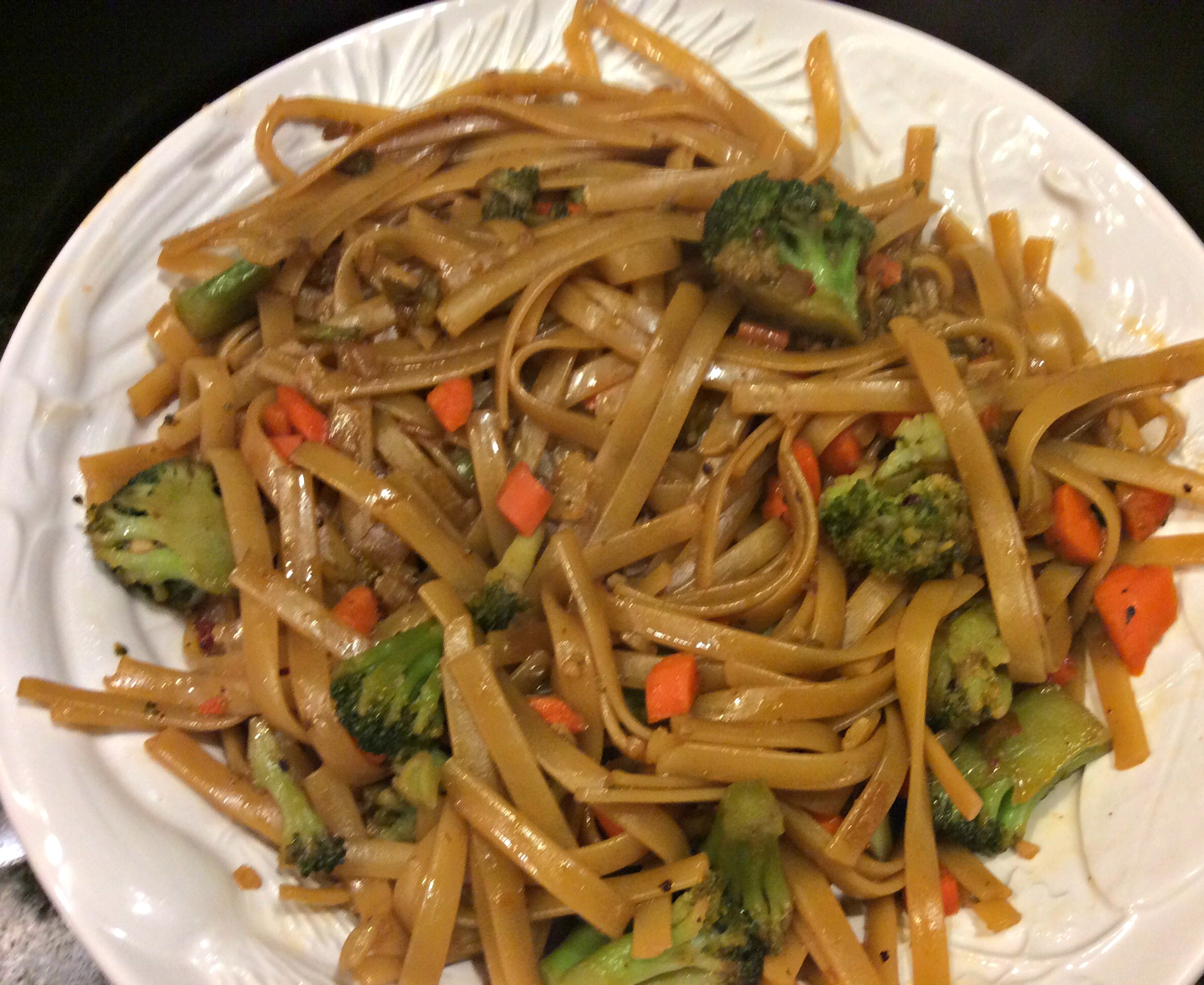 how to cook asian noodles
