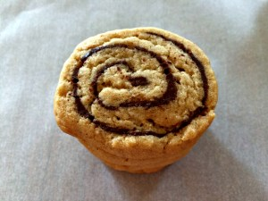 Peanut Butter Chocolate Pinwheel Cookies