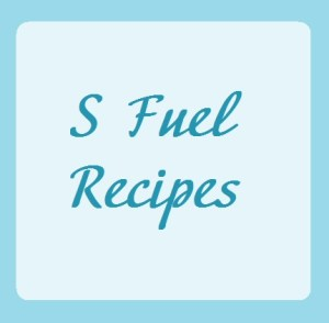 S Fuel Recipes
