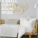 5 Ways A Twin Bed In A Guest Room Works Chrissy Marie Blog