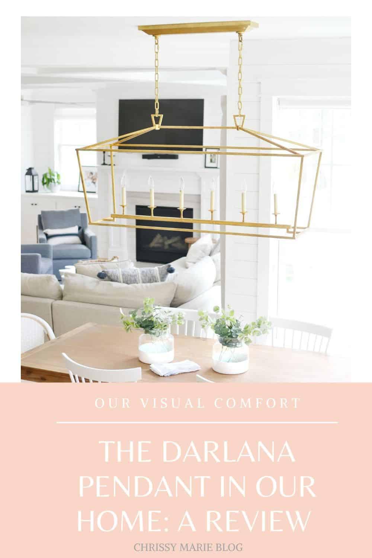 see our visual comfort darlana lighting