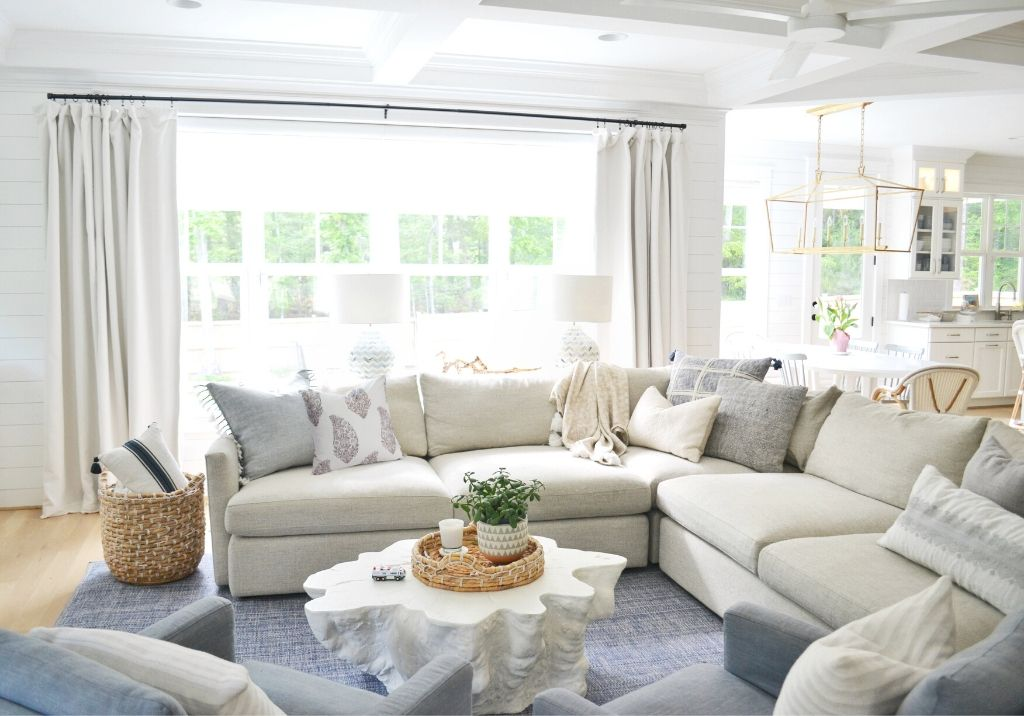 Picking The Right Throw Pillows For Your Grey Couch Chrissy Marie Blog
