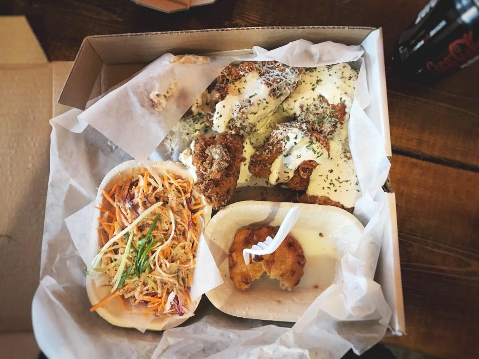 Edmonton Seoul Fried Chicken Review