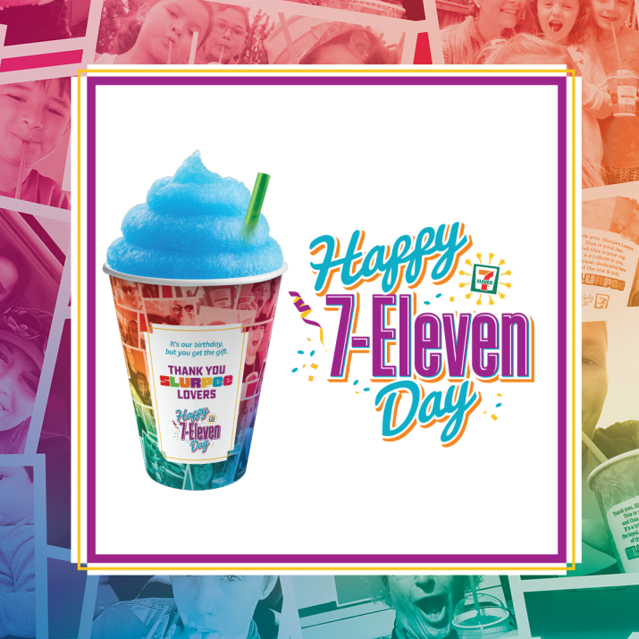 7-eleven blog birthday contest