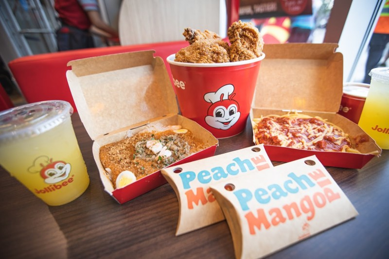 yeg jollibee opening celebration review menu
