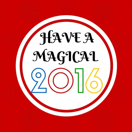 Happy 2016 Image