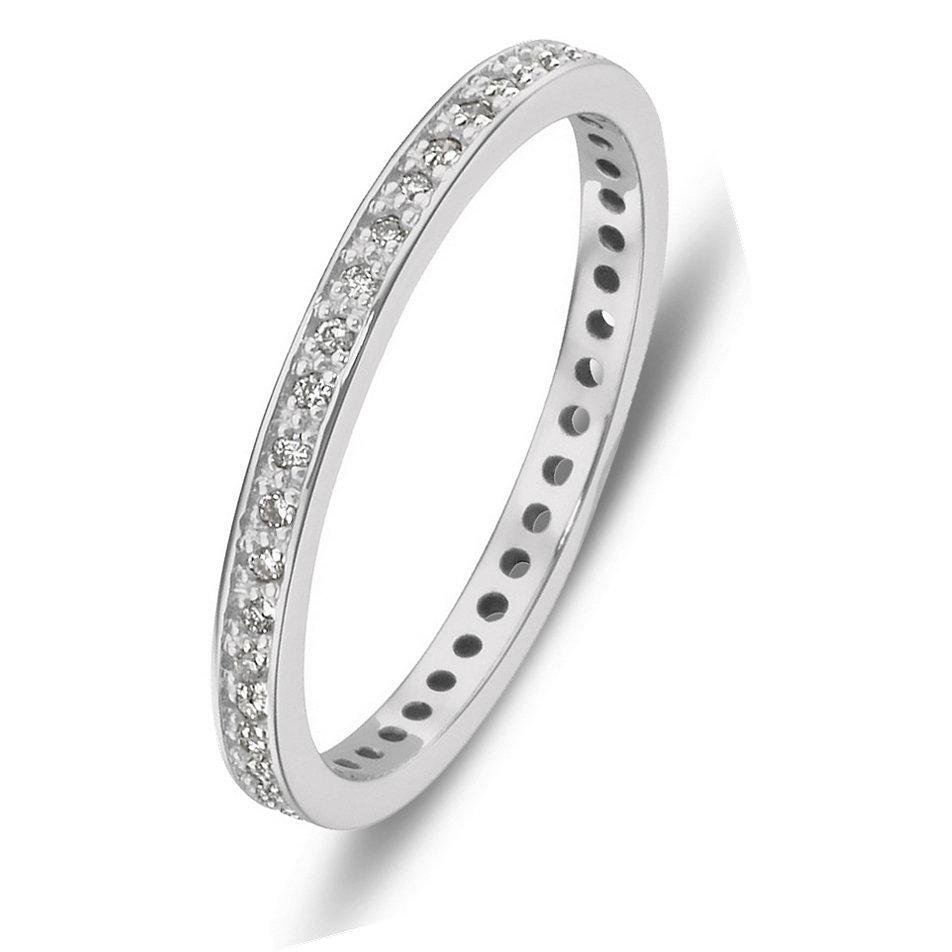 CHRIST Diamantring 60039550 online kaufen bei CHRIST