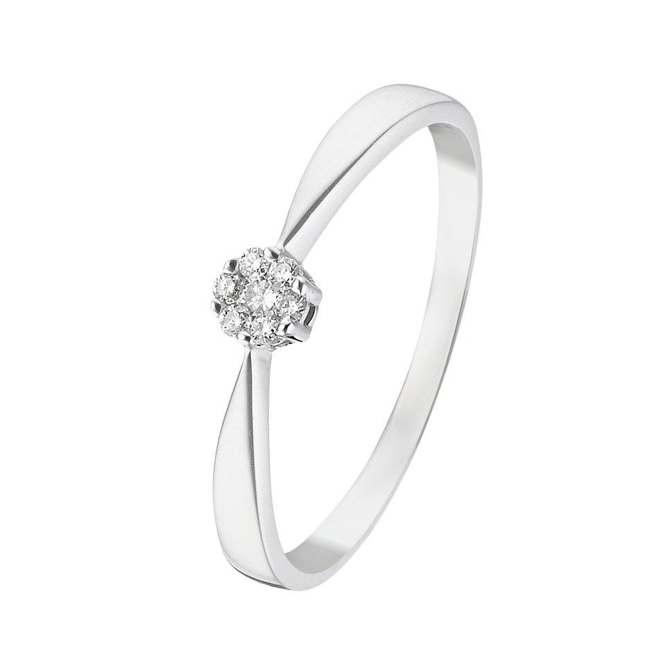 CHRIST Diamantring 60058903 online kaufen bei CHRIST