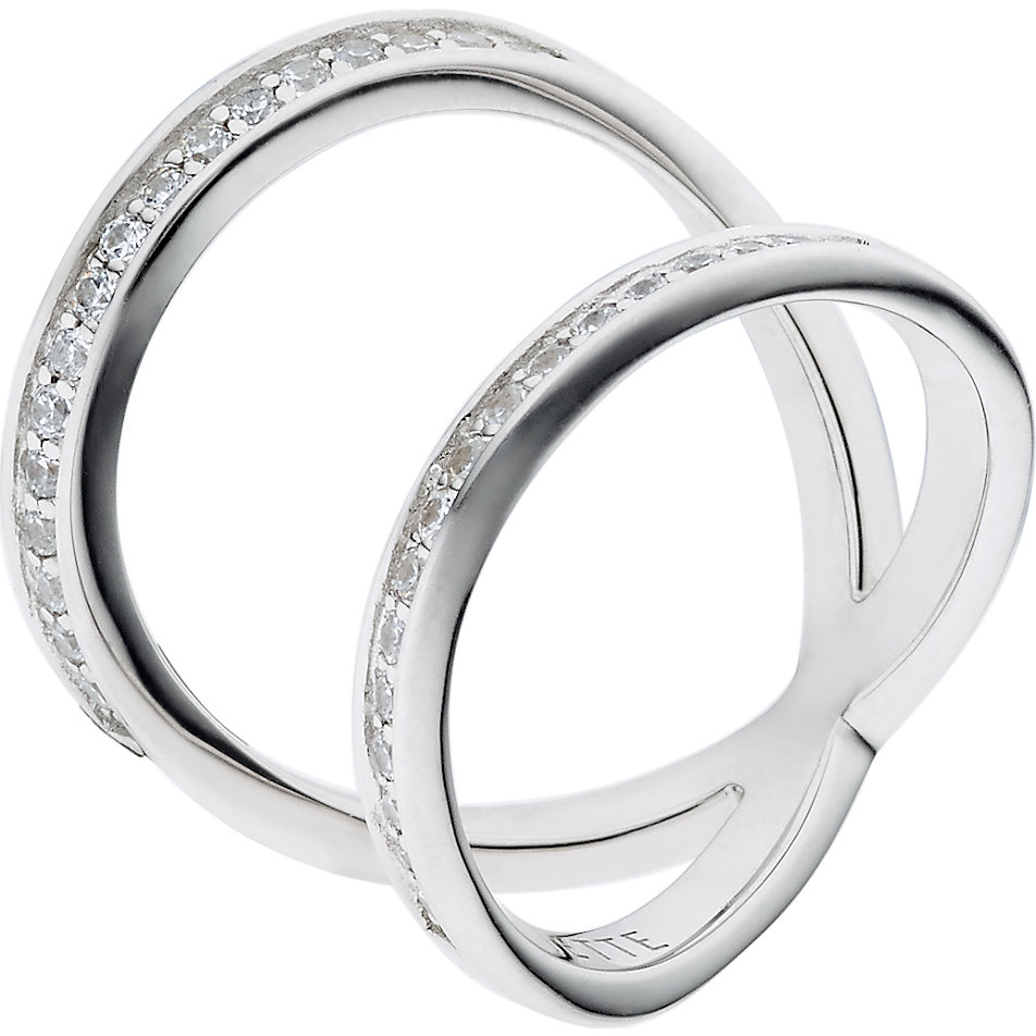 JETTE Silver Ring Iconic 60082332 auf CHRISTde entdecken