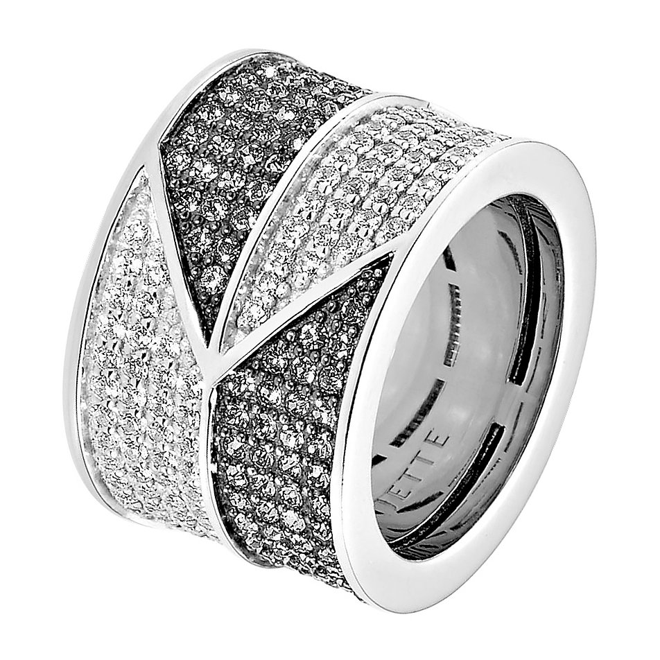 JETTE Silver Damenring 60074674 bei CHRISTat bestellen