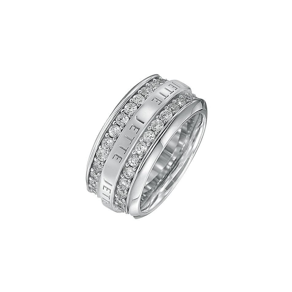 JETTE Silver ROUND ABOUT Ring bei CHRISTde bestellen