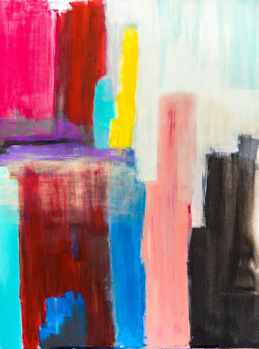 Colorful Painting For Sale