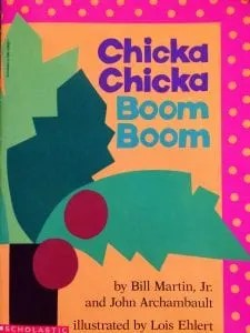 chicka chicka boom boom party