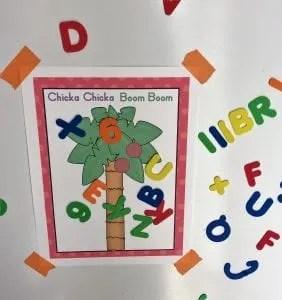 Chicka Chicka Boom Boom Party