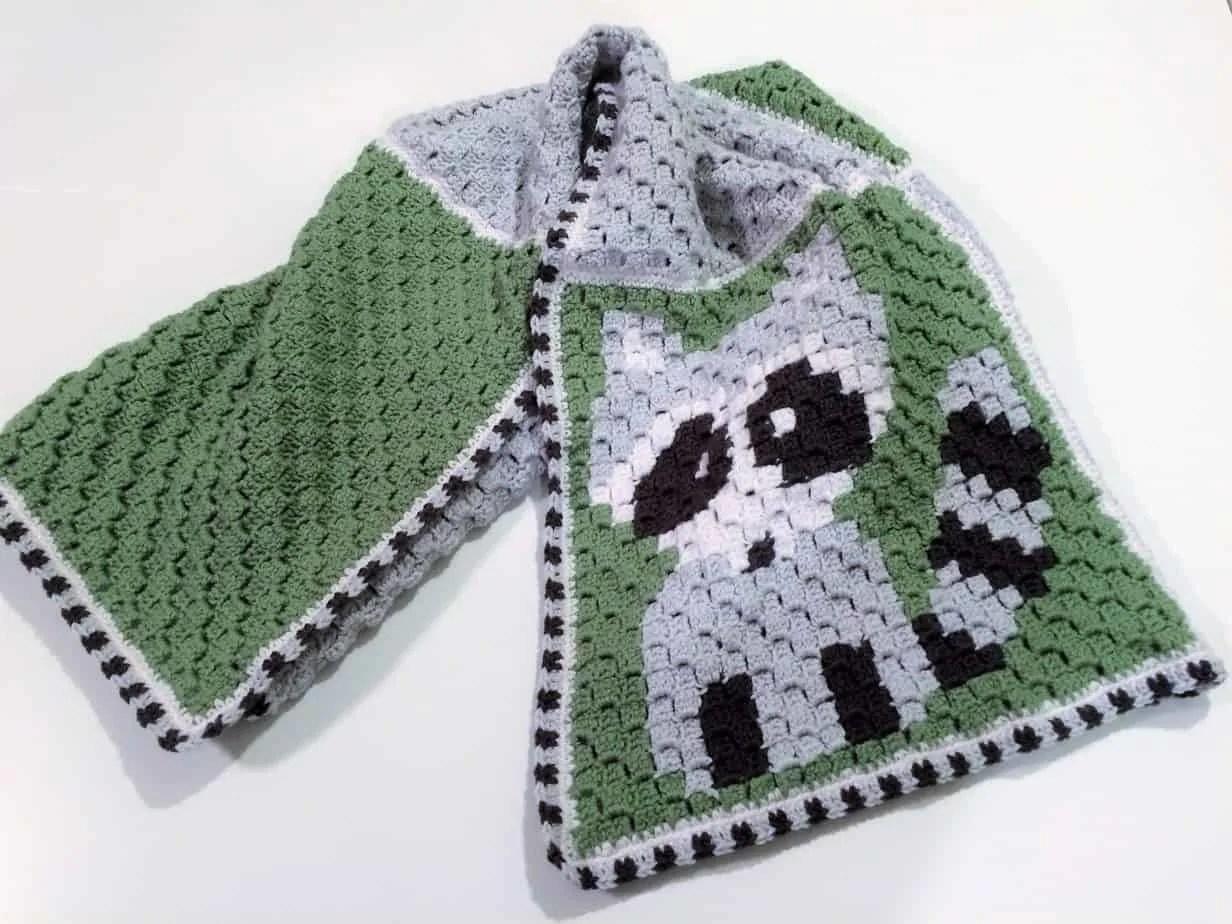 Corner to Corner Crochet Blanket Tips