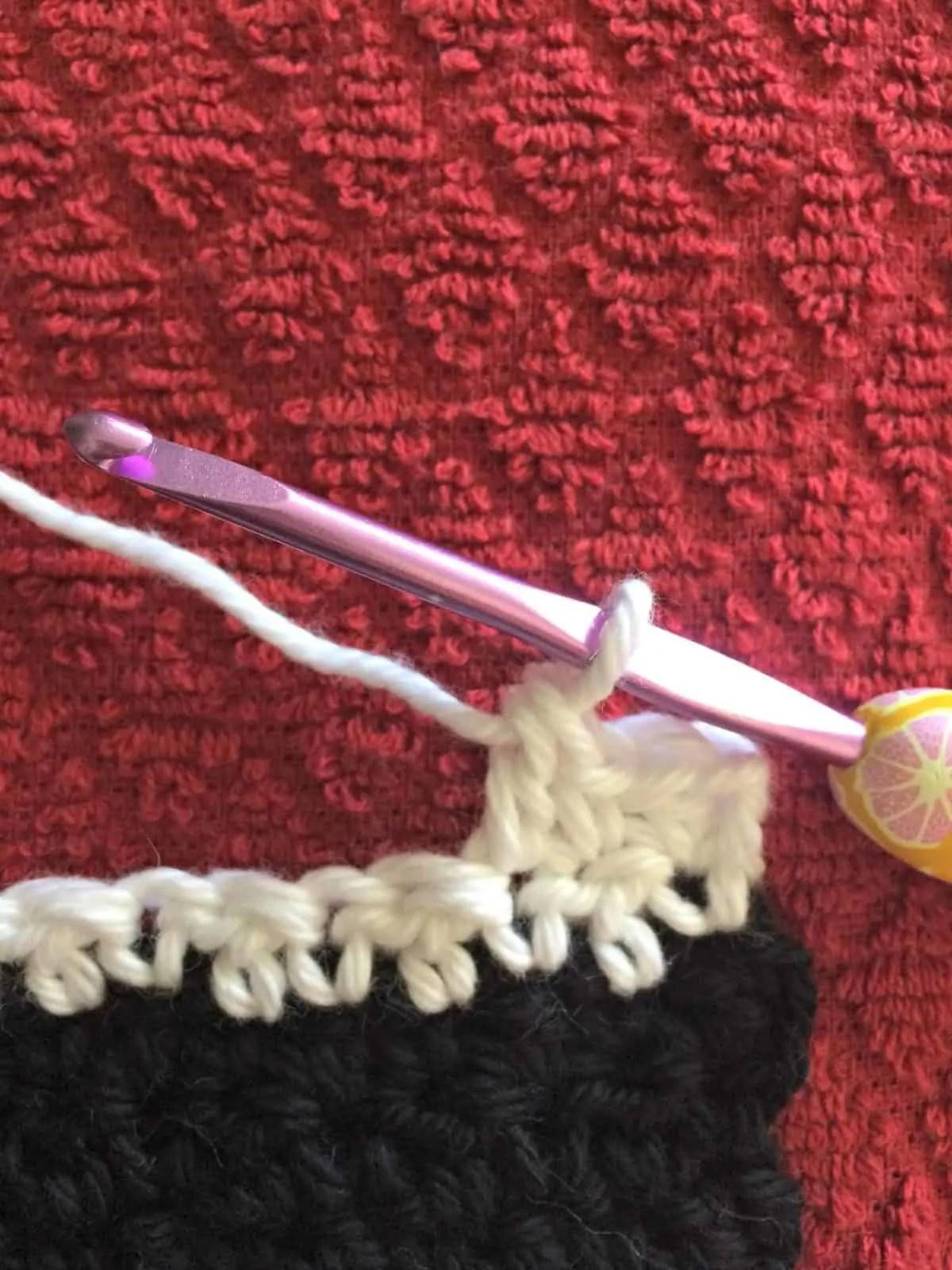 Modern Crochet Towel Topper Tutorial - ChristaCoDesign