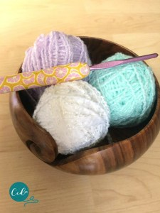 crochet lovey