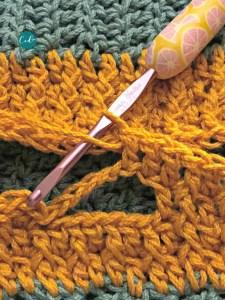 crochet hoodie