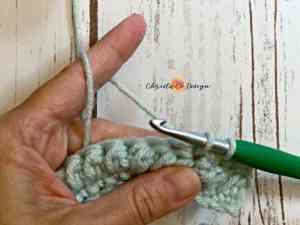mini bean stitch tutorial