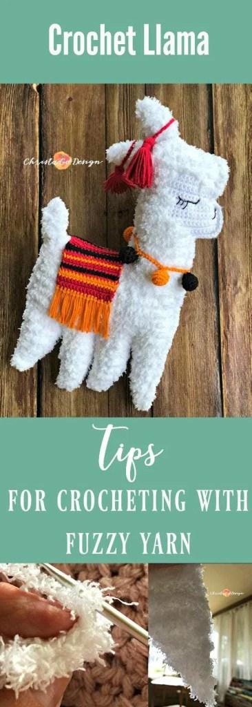 fuzzy llama tips