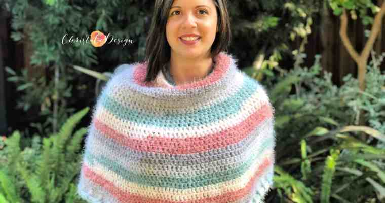 Latte Capelet Cowl Free Pattern & Giveaway!