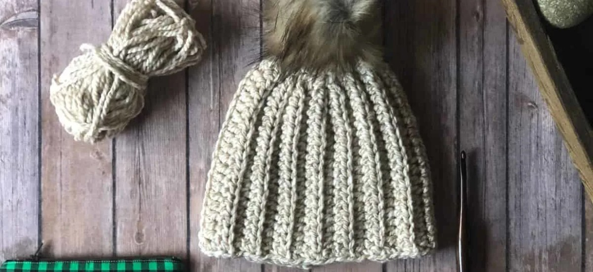 Backcountry Beanie a Free Crochet Pattern