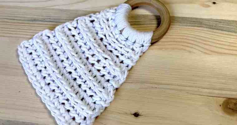 Little Lovey a Free Crochet Pattern