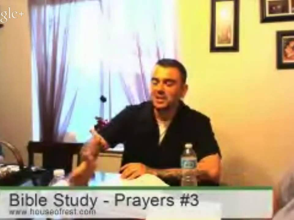 BIBLE STUDY - PRAYERS THAT HEAL THE HEART 1 of 2