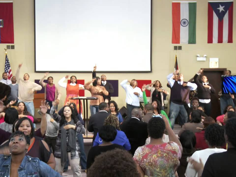 Lifeline Church: Flash Mob for Pastor Appreciation of Pastors Reggie and London Royal