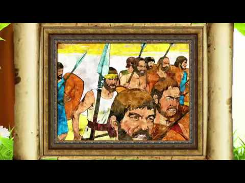 Short Bible Stories! King Asa Trusts God For Victory And Peace