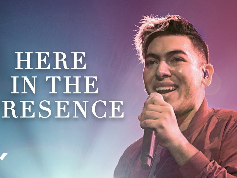 Here in the Presence   Live   Elevation Worship