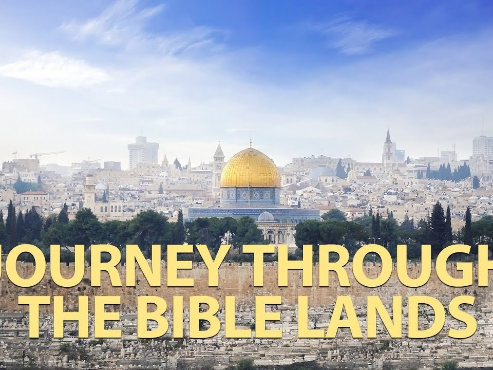 Journey Through the Bible Lands - Classic Collection