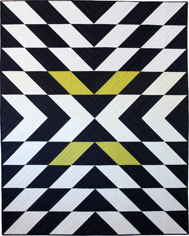 Black And White Quilt : black, white, quilt, Color, Series, Black, White, Christa, Quilts