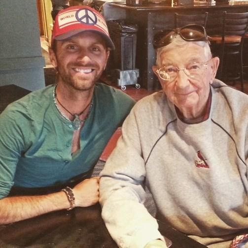Chris Tarzan Clemens - Guys Night Out with Grandpa Clemens