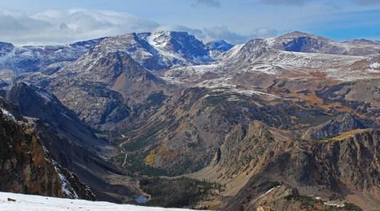Chris Tarzan Clemens - Beartooth Mountains