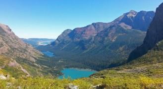 Chris Tarzan Clemens - Upper Grinnell Trail