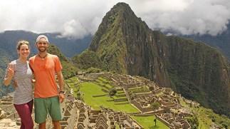 Chris Tarzan Clemens - Machu Picchu