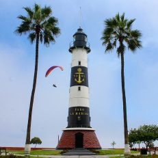 Chris Tarzan Clemens - Miraflores Lighthouse