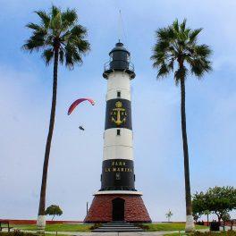 Chris Tarzan Clemens - Miraflores Lighthouse