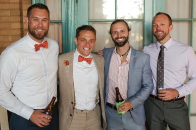 Chris-Tarzan-Clemens---JDs-Wedding
